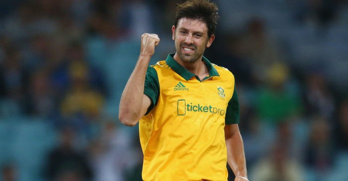 Former South Africa international David Wiese selected in Namibia's squad for ICC Men's T20 World Cup 2021