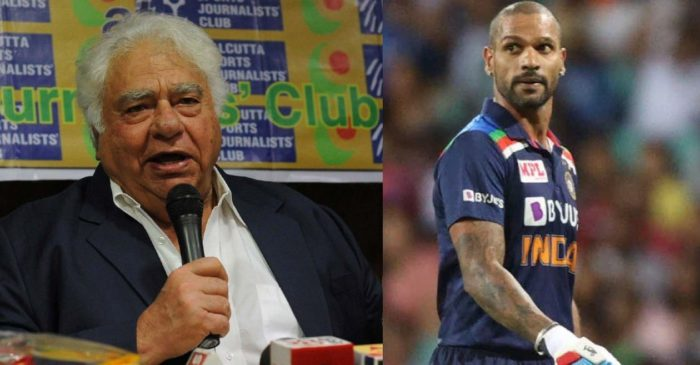 Farokh Engineer shares his opinion on Shikhar Dhawan's omission from India's T20 WC squad