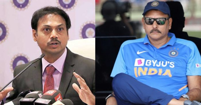 MSK Prasad names Ravi Shastri's replacement as coach of Team India