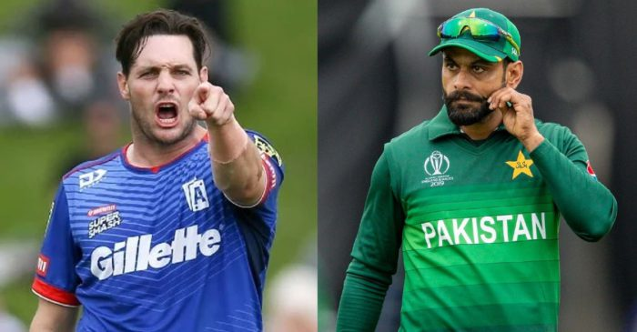 Mitchell McClenaghan reacts after Mohammad Hafeez mocks New Zealand over cancelled tour; deletes tweet later