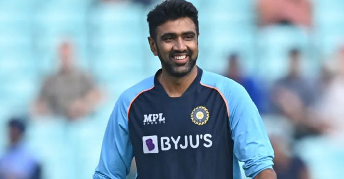 Ravichandran Ashwin reacts after being named in Team India's squad for T20 World Cup 2021