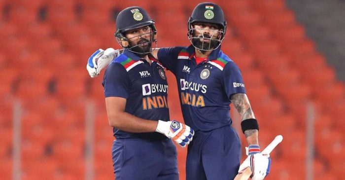 BCCI Treasurer reacts to rumours of Rohit Sharma replacing Virat Kohli as white-ball captain after T20 WC