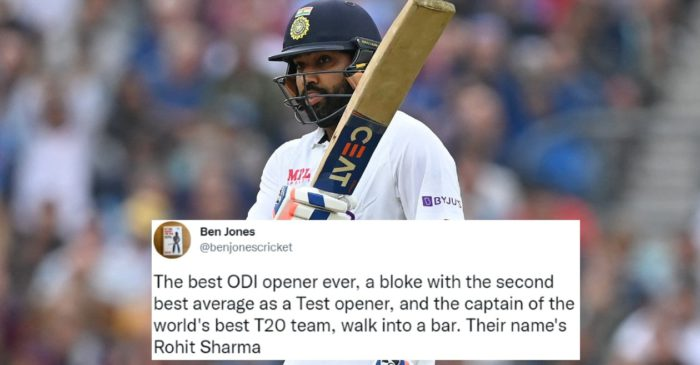 Twitter reactions: Rohit Sharma's stunning ton puts India ahead in Oval Test