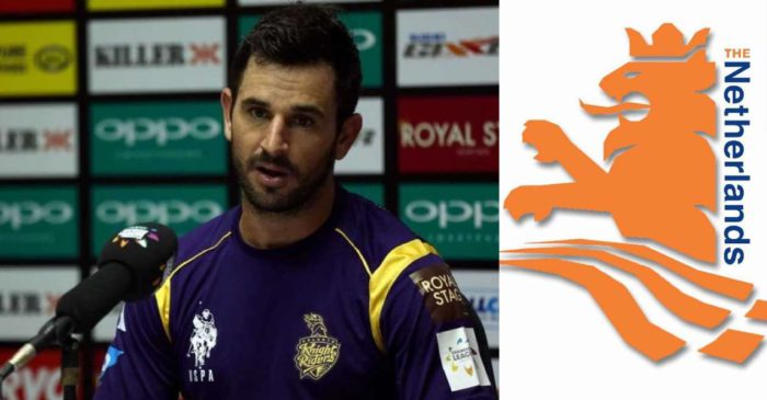Ryan ten Doeschate selected in Netherlands' squad for T20 World Cup 2021