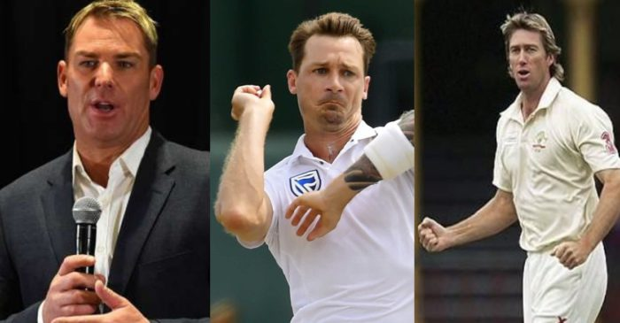 Shane Warne names top 10 fast bowlers from last 50 years; no place for Indian pacers