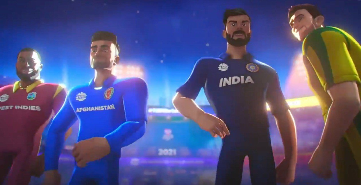 ICC releases the official anthem for T20 World Cup 2021; here's the video