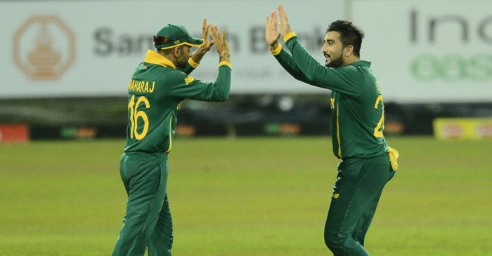 Twittr reactions: Tabraiz Shamsi bowls South Africa to a series-levelling win over Sri Lanka