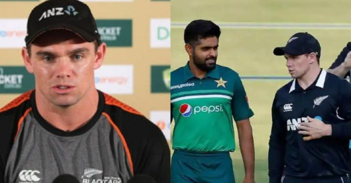 Tom Latham spill beans on the happenings before Pakistan tour cancellation