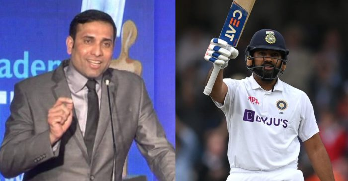 ENG vs IND: VVS Laxman explains why Rohit Sharma has been so successful as an opener