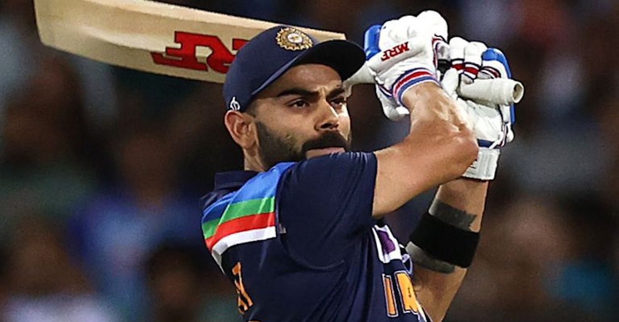 """""""I have decided to step down as the T20 captain after this T20 World Cup in Dubai"""": Virat Kohli"""
