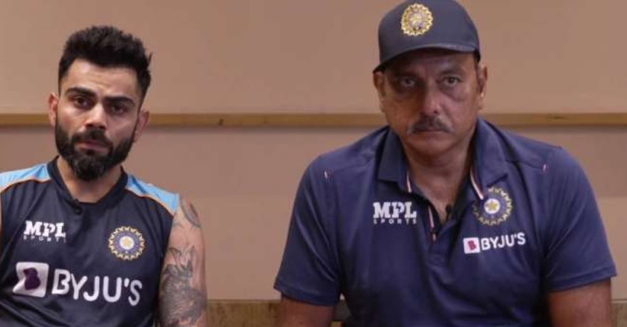 ENG vs IND: Ravi Shastri opens up on his book launch event causing COVID-19 criticism