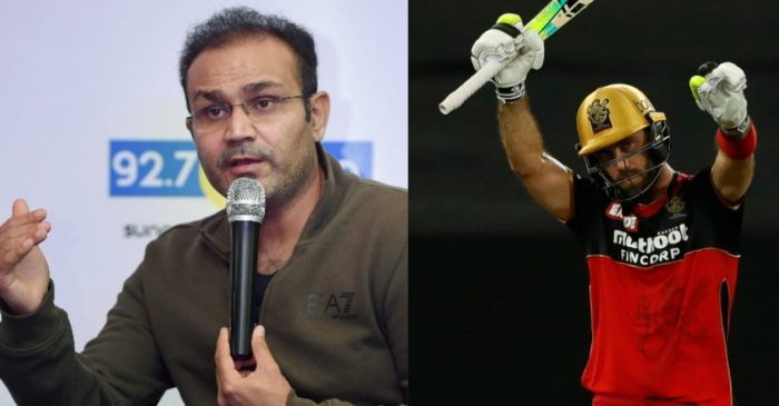 """IPL 2021: """"He has talent but doesn't use his brain"""" – Virender Sehwag on Glenn Maxwell"""
