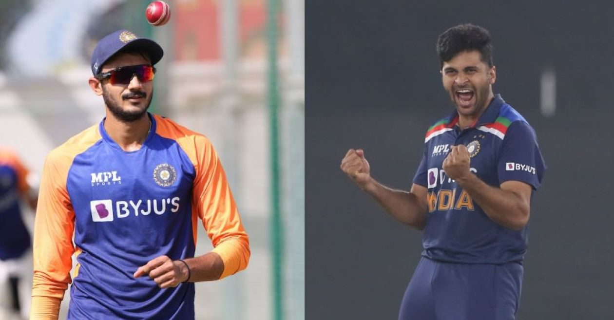 T20 World Cup 2021: Shardul Thakur replaces Axar Patel in Team India's 15-man squad