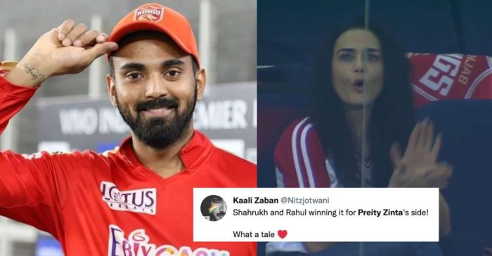 Twitter Reactions: KL Rahul, Shahrukh Khan keep Punjab Kings' alive with dramatic win over KKR