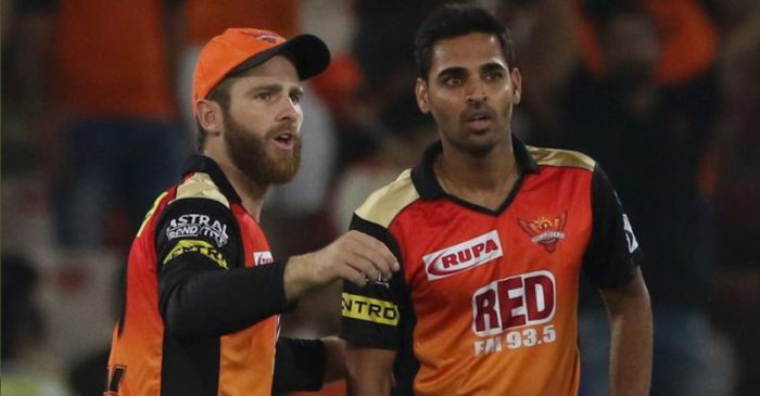 IPL 2021: Here is why SRH's Kane Williamson and Bhuvneshwar Kumar are not playing the game against MI