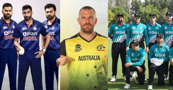 Jerseys of all 16 teams in the T20 World Cup 2021