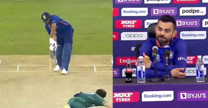 T20 WC: Here's how Virat Kohli reacted to a journalist's question of dropping Rohit Sharma from playing XI