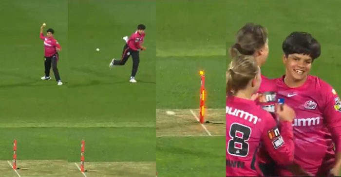 WATCH: Shafali Verma hits the bullseye to see-off Annabel Sutherland in WBBL 2021 opener