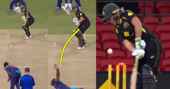 WATCH: Shikha Pandey delivers 'ball of the century' to see-off Alyssa Healy