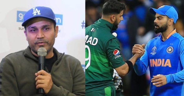 T20 World Cup 2021: Virender Sehwag reveals why India hold a dominating record over Pakistan in ICC events